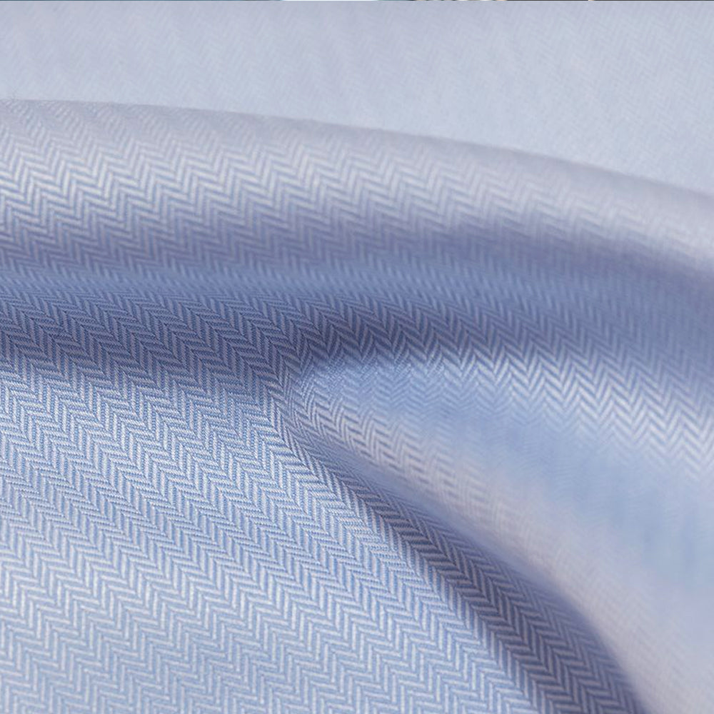 Men's Blue Dress Shirt  - Slim Fit | The Waterbend