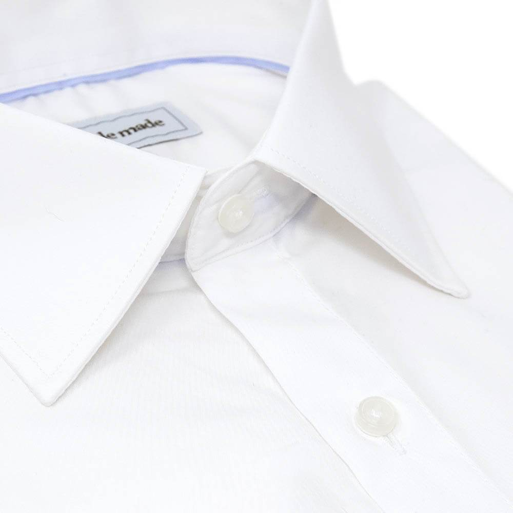 White Dress Shirt | The Crescent