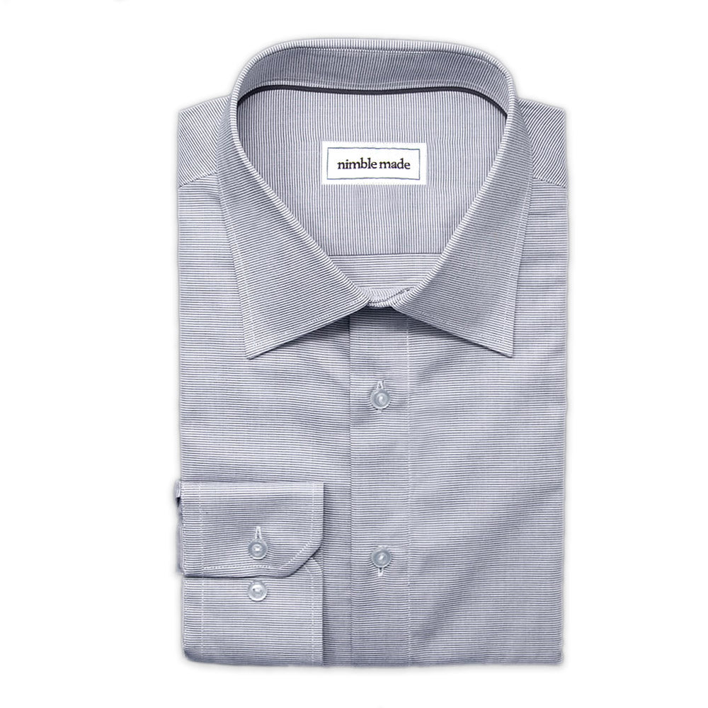slim-gray-microcheck-dress-shirt-top-b