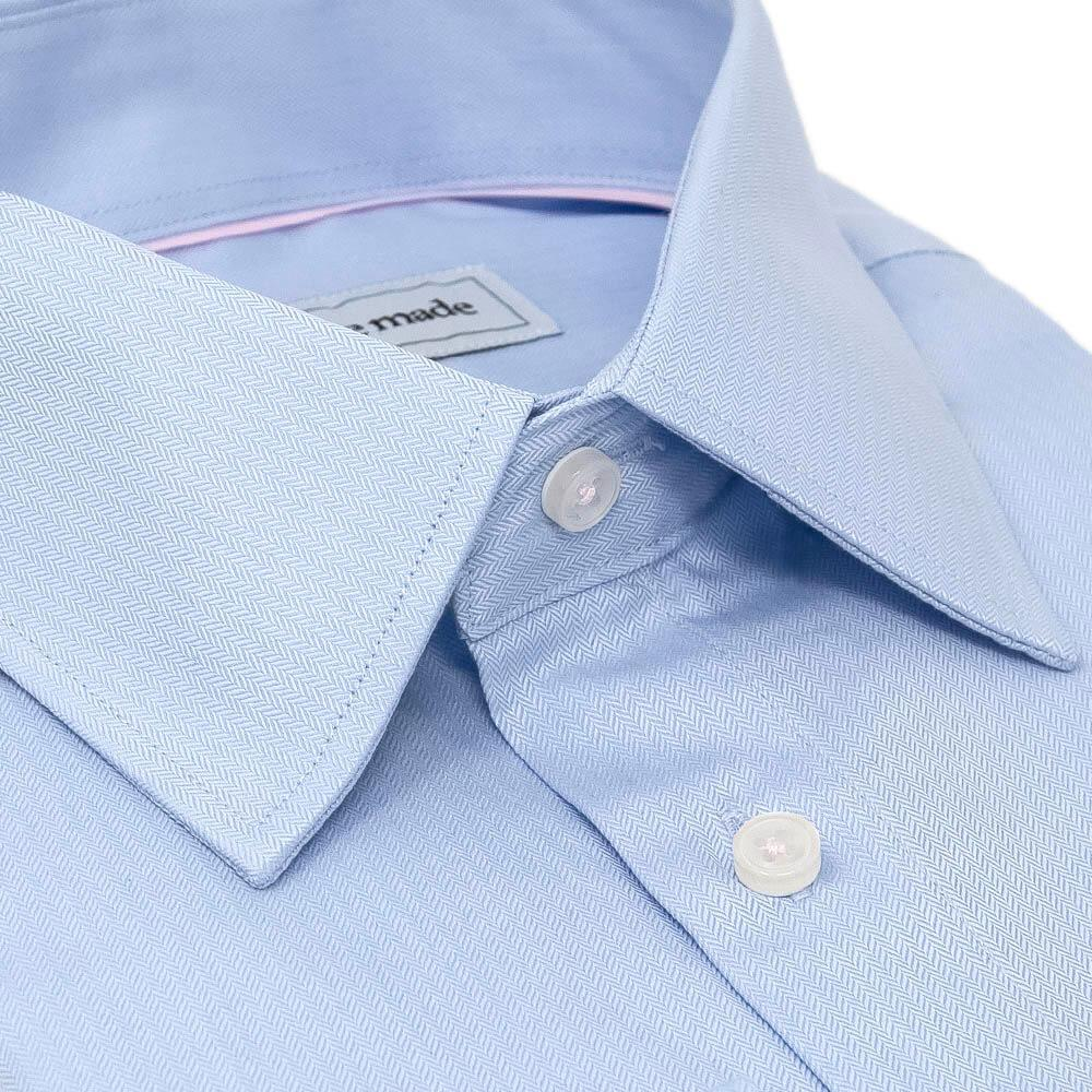slim-light-blue-dress-shirt-angled-collar-closeup