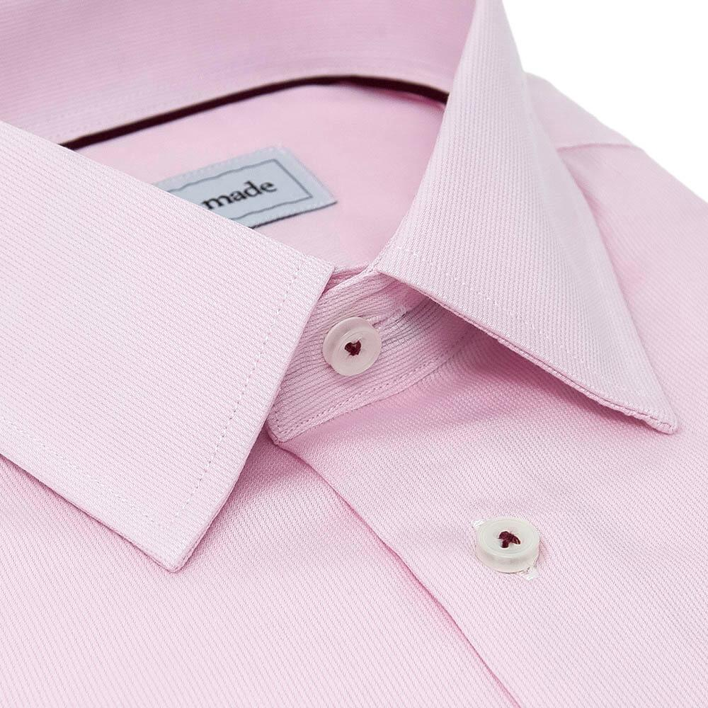 Pink Dress Shirt | The New Year