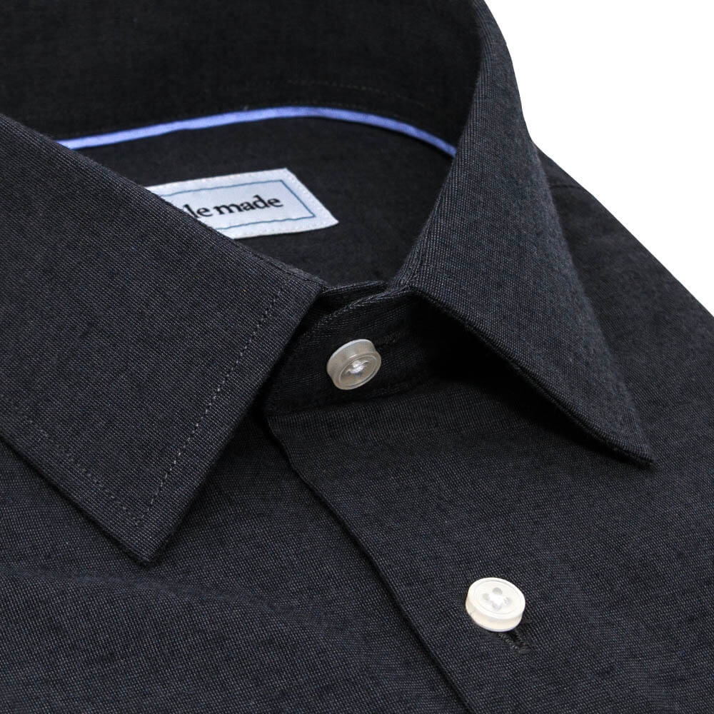 Grey Dress Shirt | The Boro