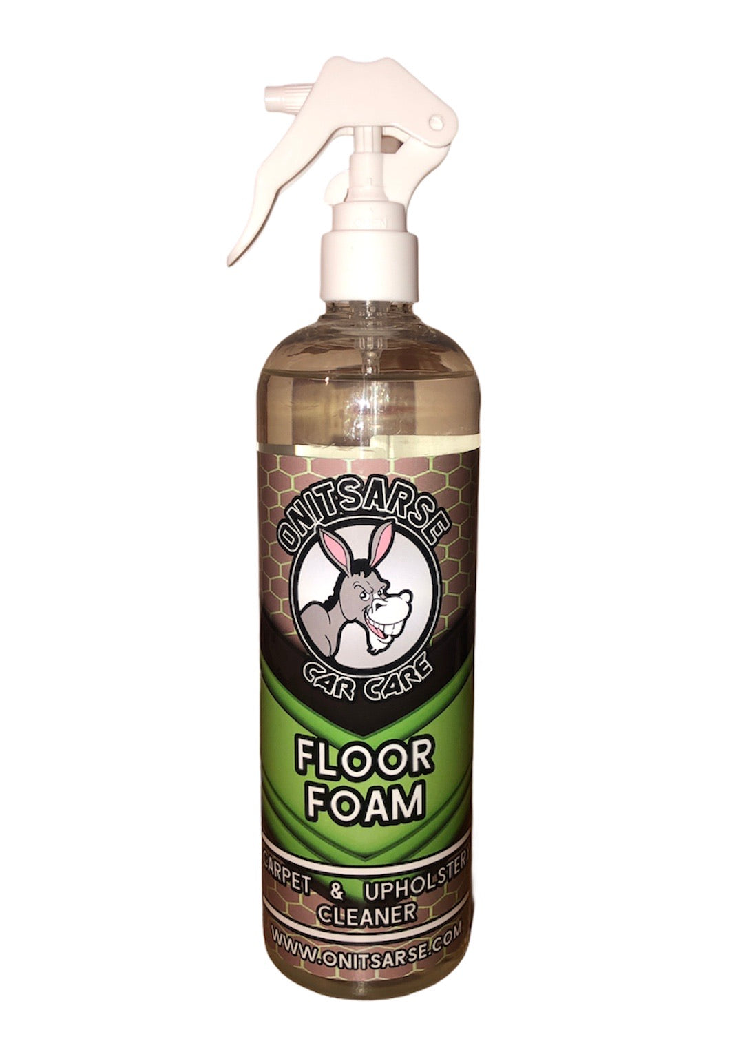 Floor Foam (Carpet & Upholstery Cleaner)