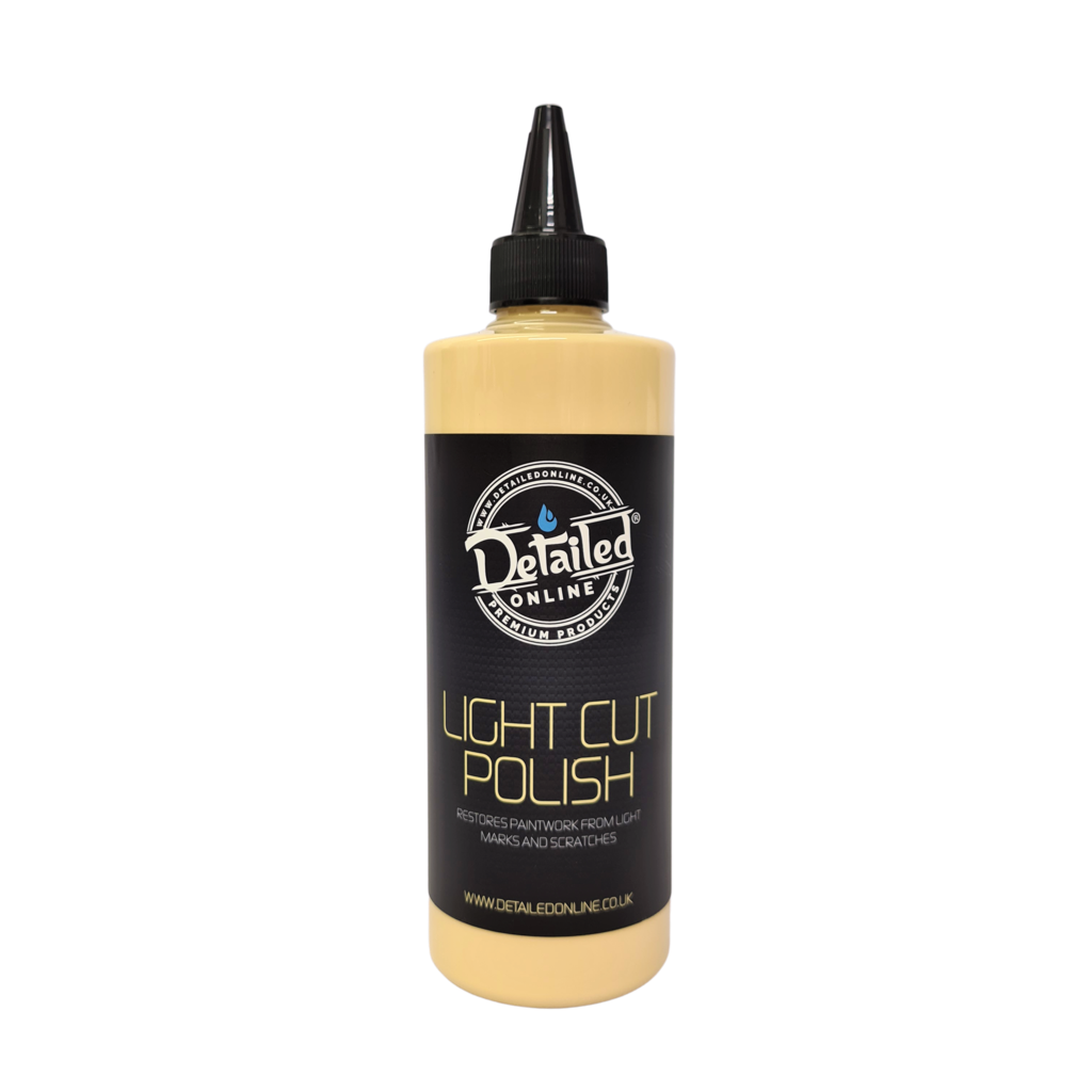 Light Cut Polish (Light Cutting Compound)