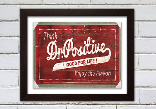 DR. POSITIVE MEDIUM PRINT
