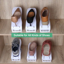 Load image into Gallery viewer, Space saving shoe slots organizer -2 PCS
