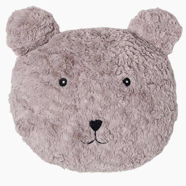 Teddy Bear Head Pillow