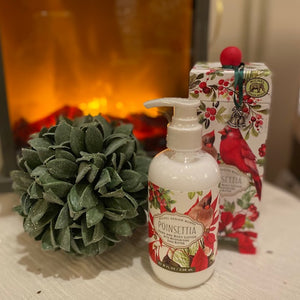 Poinsettia Hand & Body Lotion