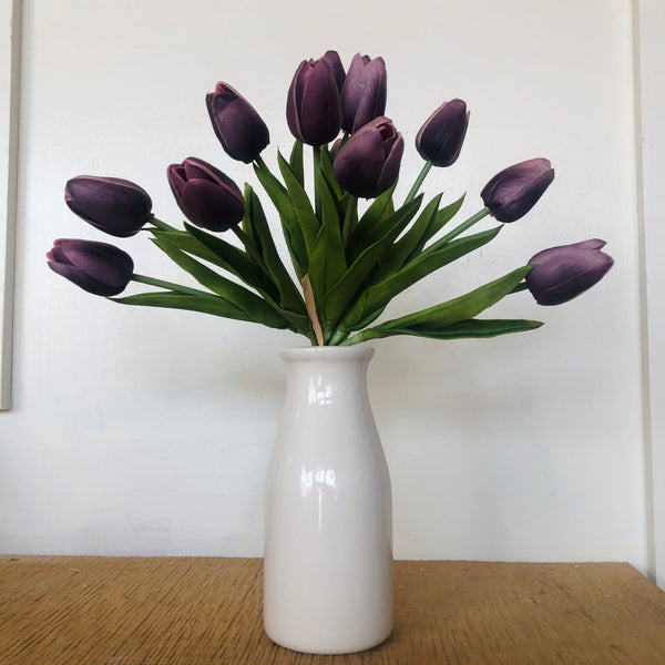 Real Touch Tulip Bouquet