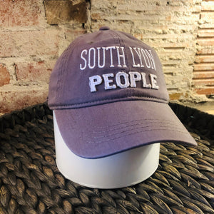 South Lyon People Ball Cap