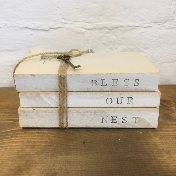 Bless Our Nest Book Set