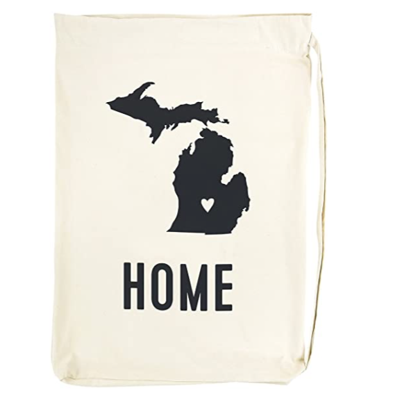 Michigan Laundry Bag