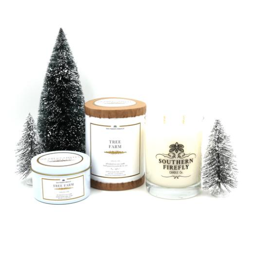 Tree Farm Soy Candle