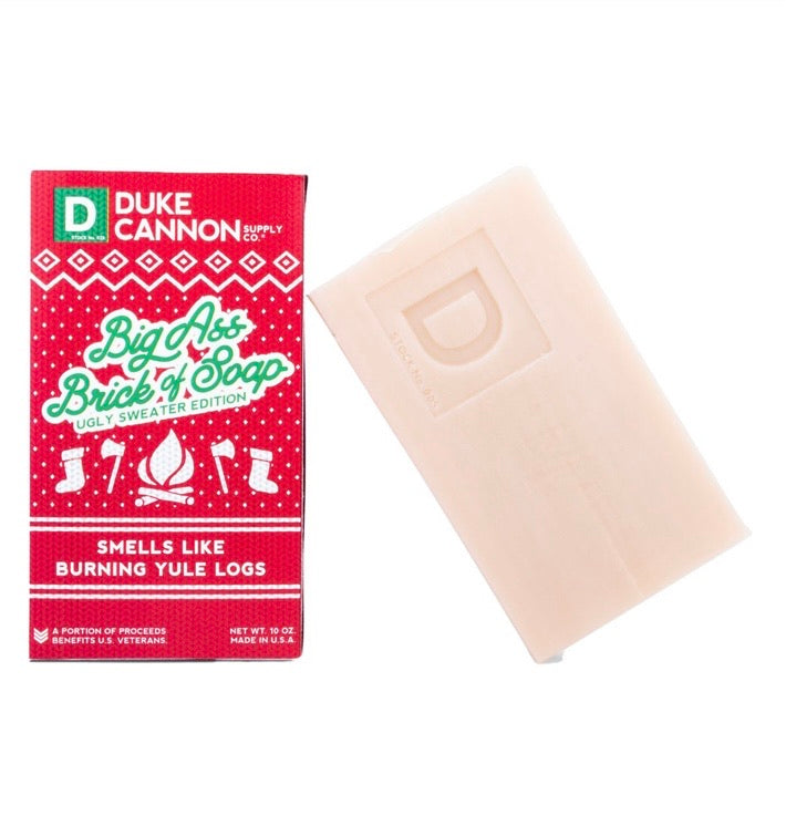 Big Ass Brick of Soap - Ugly Sweater Edition