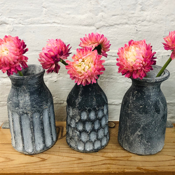 Distressed Decorative Vase