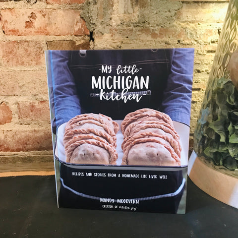 My Little Michigan Cookbook