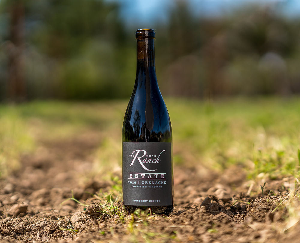 2016 Grenache - Coastview Vineyards
