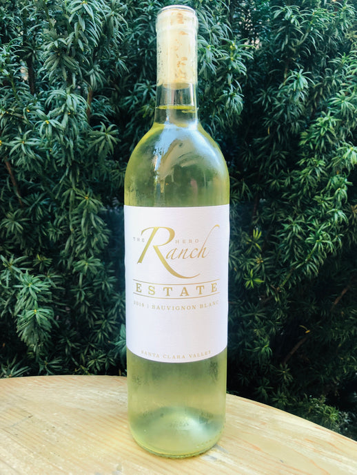 2017 Sauvignon Blanc - Estate