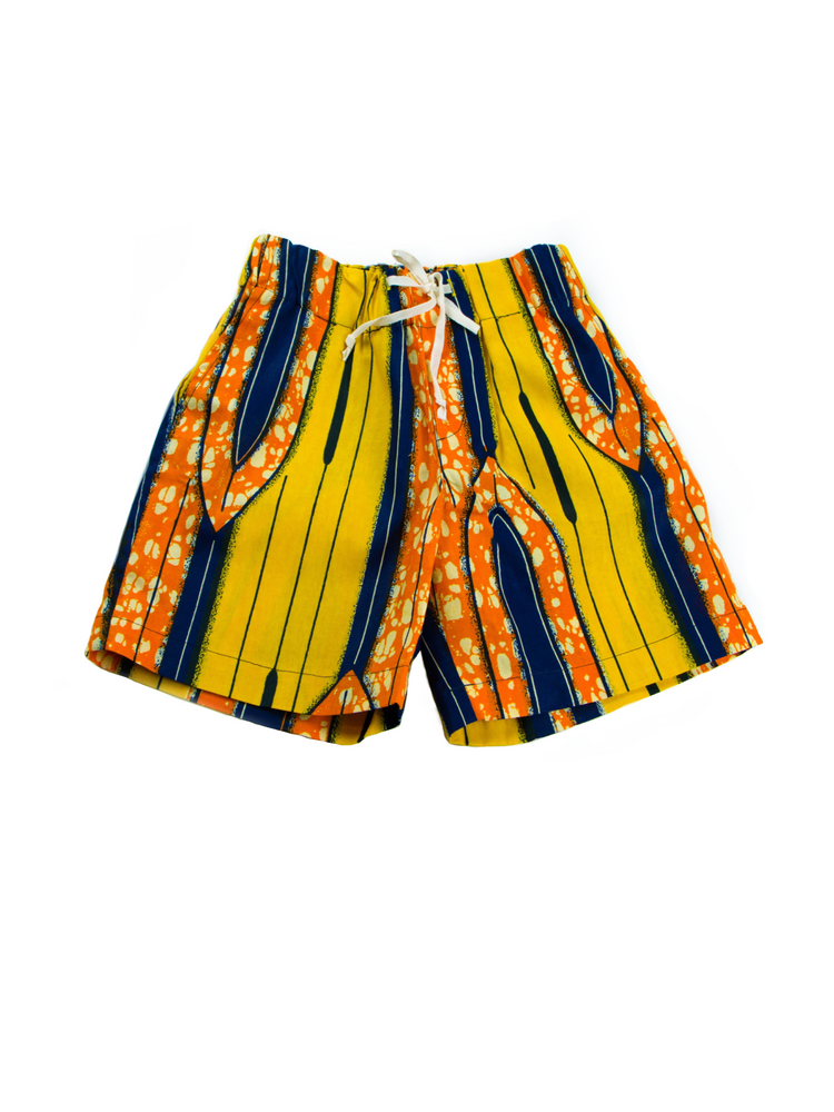 Boys Karter Shorts Surfboard - Chen Burkett New York