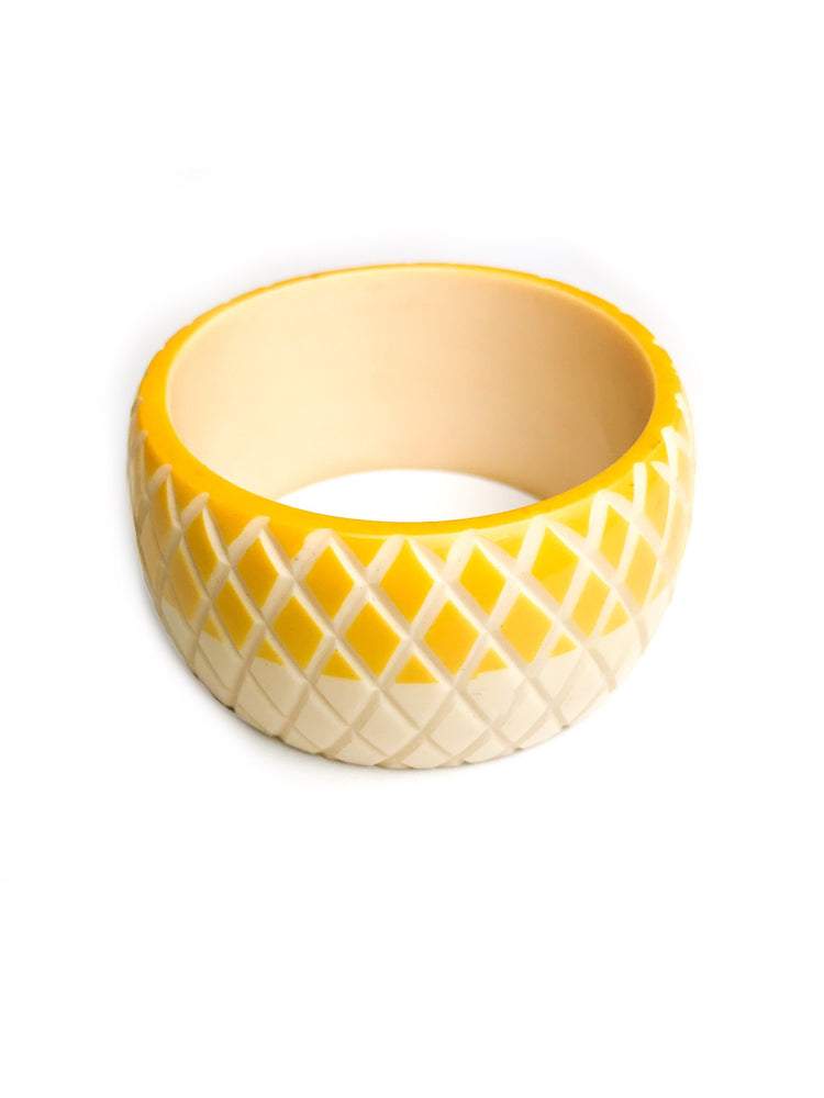 Load image into Gallery viewer, Honeycomb Bangle - Chen Burkett New York