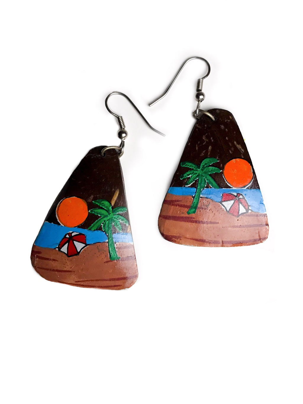 Isla Barbuda Earrings - Chen Burkett New York