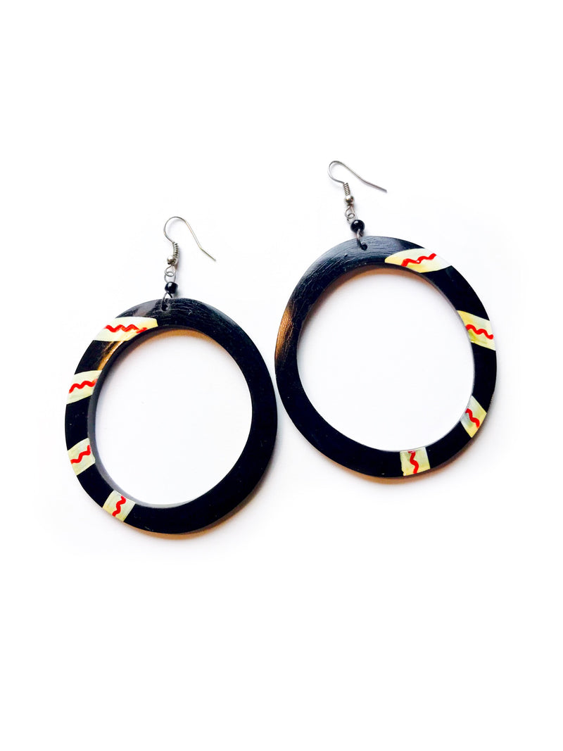 St. Kitts Earrings - Chen Burkett New York