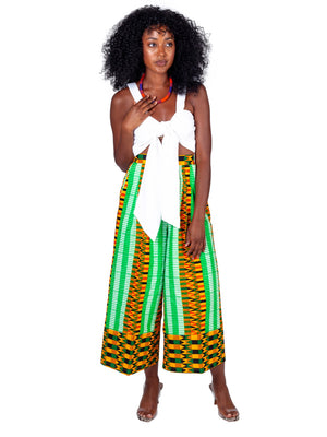 Cape Coast Culottes - Chen Burkett New York
