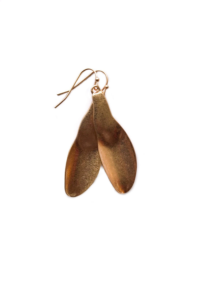 Aklan Earrings - Chen Burkett New York