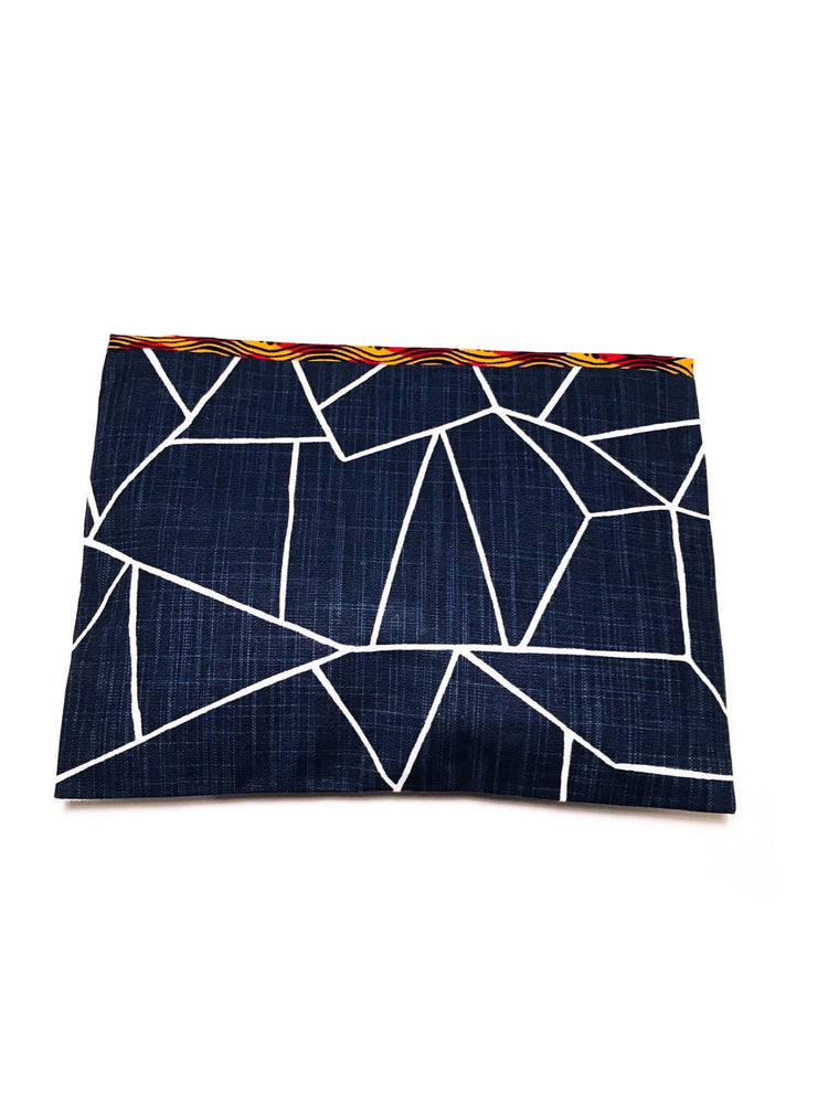 Malawi Clutch Bag: Nile - Chen Burkett New York