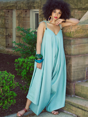 Maui Jumpsuit - Chen Burkett New York