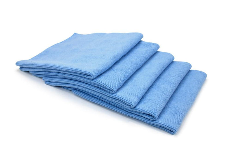 Autofiber [Buffmaster] Microfiber Polish and Buffing Towel (16 in. x 16 in., 400 gsm) - 5 pack Towel - Autofiber Canada