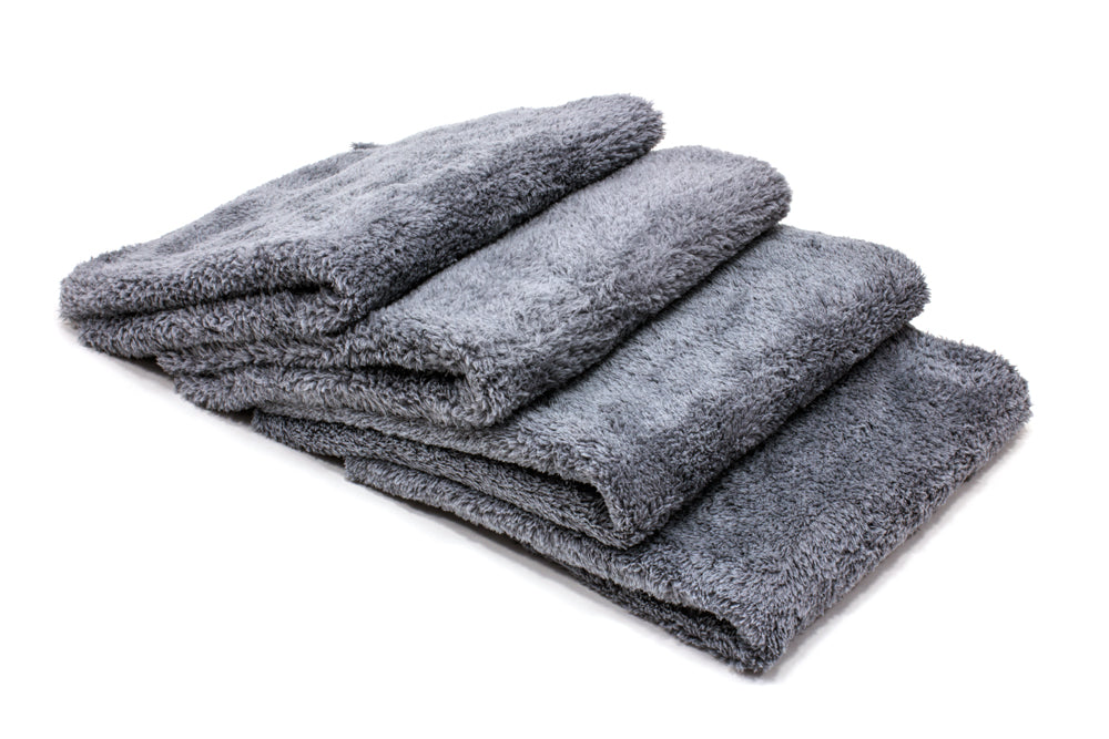 Autofiber [Korean Plush] Edgeless Detailing Towels (16 in. x 16 in. 470 gsm) 4 pack Towel - Autofiber Canada
