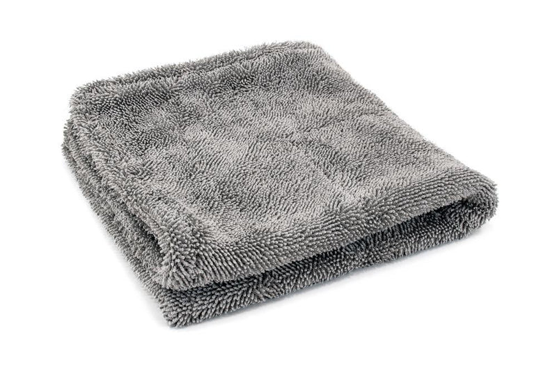 Autofiber [Dreadnought Jr.] Microfiber Double Twist Pile Detailing Towel (16 in. x 16 in., 1100gsm) - 2 pack Towel - Autofiber Canada