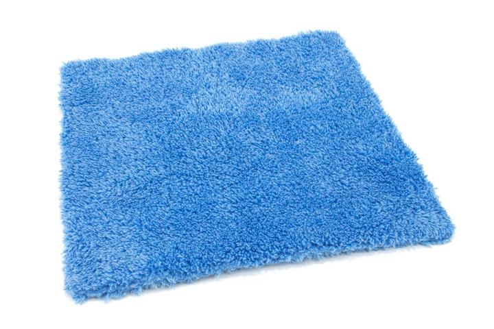 Autofiber [Korean Plush 470 Mini] Microfiber Detailing Towel (8 in. x 8 in., 470 gsm)