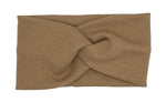 Twist Headband Beige
