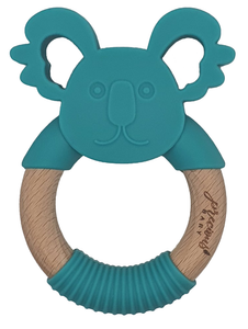 Koala Teether Green