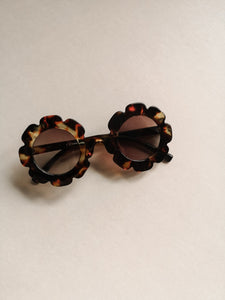 Daisy Sunglasses Animal Print