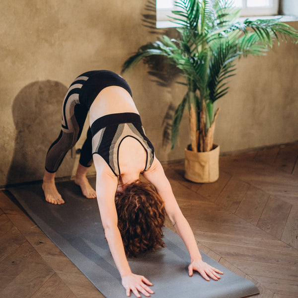 Yoga Poses to Help Improve Coronavirus Anxiety