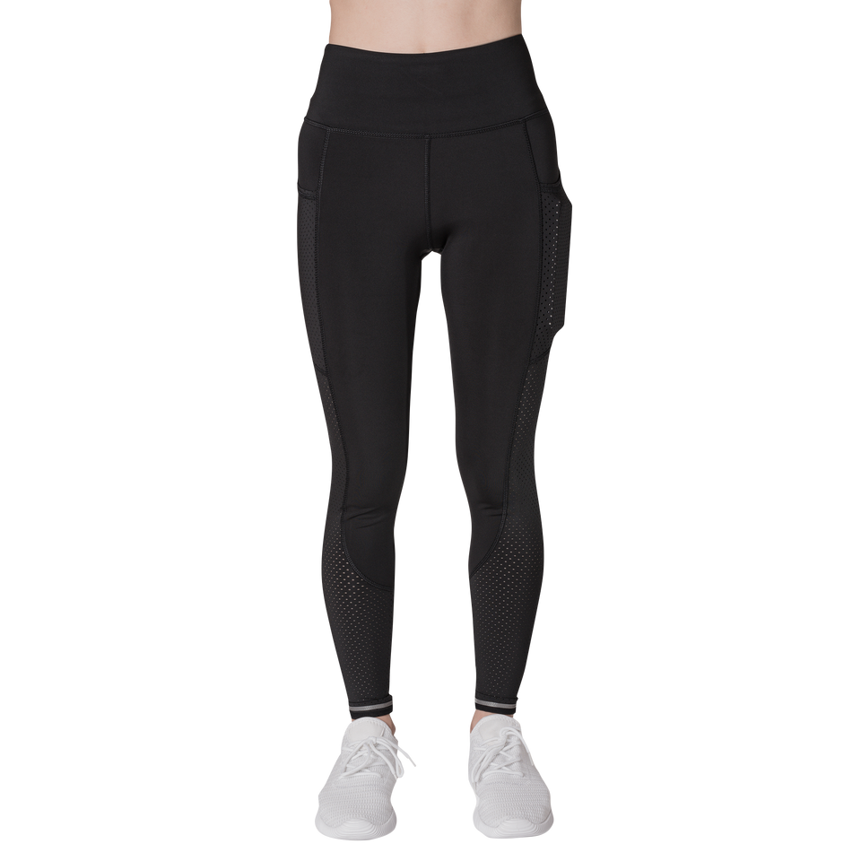 RAQUEL - Classic Leisurewear (Black) - FEM Athletica