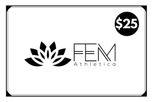 Gift Card - FEM Athletica
