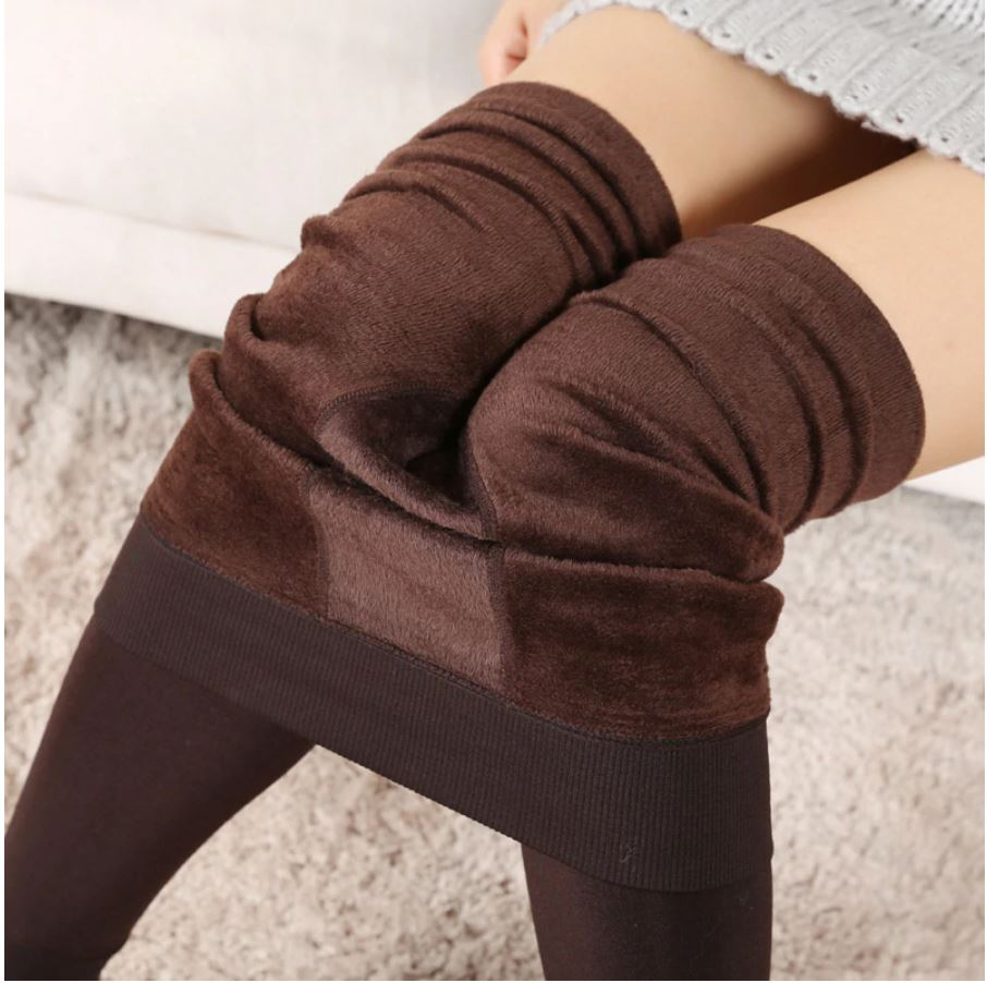 Women's Winter Thick Thermal Leggings