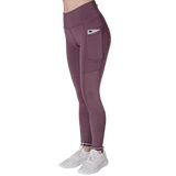 RAQUEL - Classic Leisurewear (Mauve) - FEM Athletica