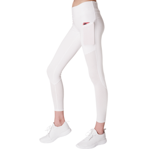 RAQUEL - Classic Leisurewear (White) - FEM Athletica