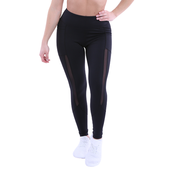 The Flex Leggings (Black)