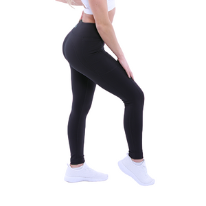 The Flex Leggings (True Black)