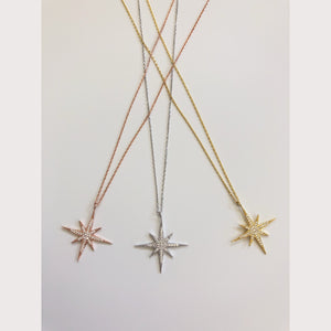 Star Burst Necklace