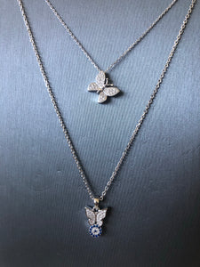 Butterfly Eye Necklace