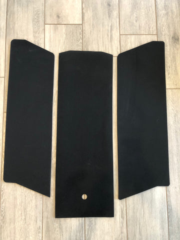 "Kawasaki 400/440/550 ""FULL SET"" Jet Ski Mats (reproduction)"