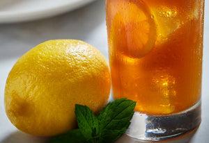 Arnieboro Iced Tea with Lemonade
