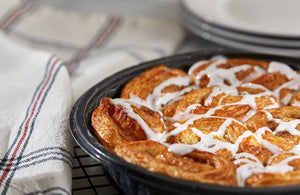 Bake-At-Home Cinnamon Rolls - Ship a 4 Pack